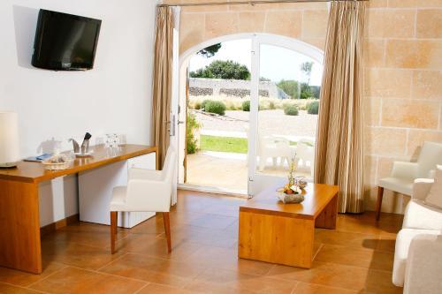 Junior Suite - Einzelnutzung Hotel Rural Binigaus Vell 42
