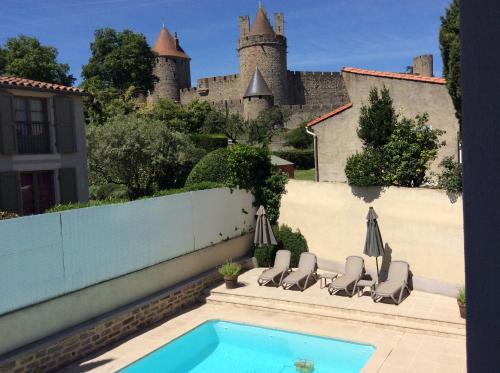 Hôtel l'Aragon - Hôtel - Carcassonne