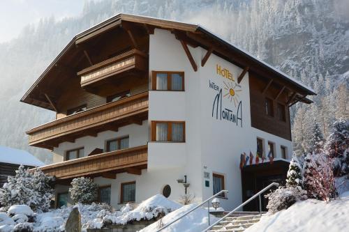 InterMontana Hotel garni St. Leonhard / Pitztal