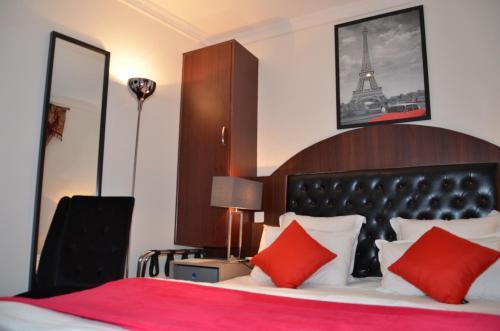 Hotel Regina Montmartre - Hôtel - Paris