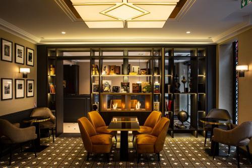 Lenox Montparnasse - Hôtel - Paris
