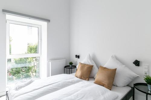 Holiday Apartments Frankfurter Allee 98