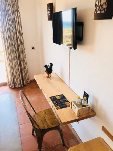 Doppelzimmer (2 Erwachsene + 1 Kind) Cortijo El Paraíso 8