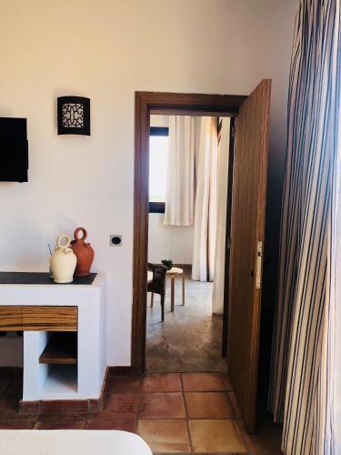 Doppelzimmer (2 Erwachsene + 1 Kind) Cortijo El Paraíso 7