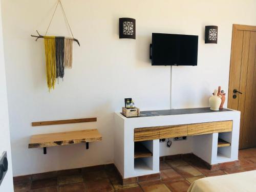 Doppelzimmer (2 Erwachsene + 1 Kind) Cortijo El Paraíso 6