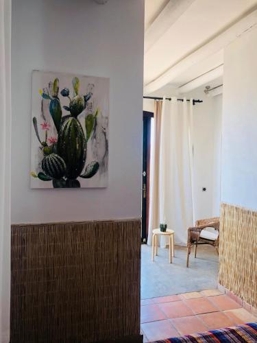 Habitación Doble (2 adultos + 1 niño) Cortijo El Paraíso 2