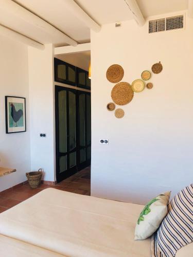 Habitación Doble con cama supletoria (3 adultos) Cortijo El Paraíso 10