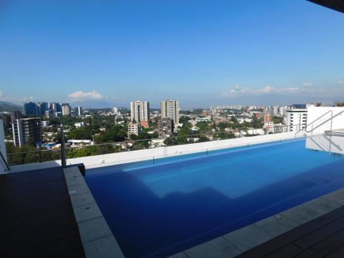 BUSINESS, FAMILY APARTMENT GUATEMALA Z15 room Valokuvat