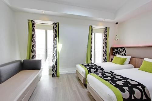 Hotel Alhambra - Hôtel - Paris