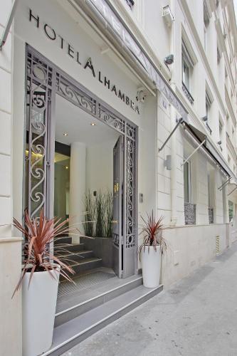 Hotel Alhambra photo 41
