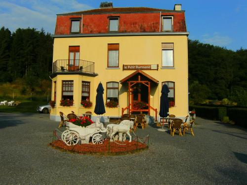 Hotel-overnachting met je hond in B&B Le Petit Normand - Jalhay