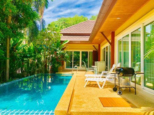 Karon Pool Villa Karon Pool Villa