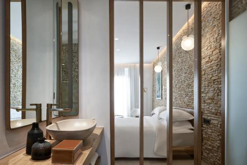 Myconian Naia - Preferred Hotels & Resorts foto della camera