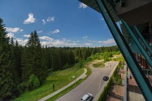 Timber view apartment Silver Mountain Poiana Brasov - Apartment