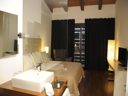 Habitación Doble Deluxe con acceso al spa Bonansa Country Hotel 15