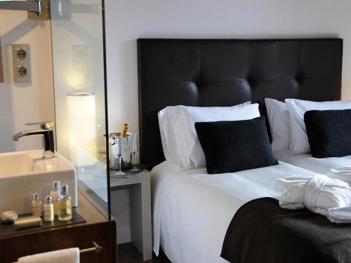 Deluxe Double Room with Spa Access Bonansa Country Hotel 22
