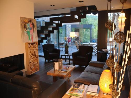 Habitación Doble Deluxe con acceso al spa Bonansa Country Hotel 17