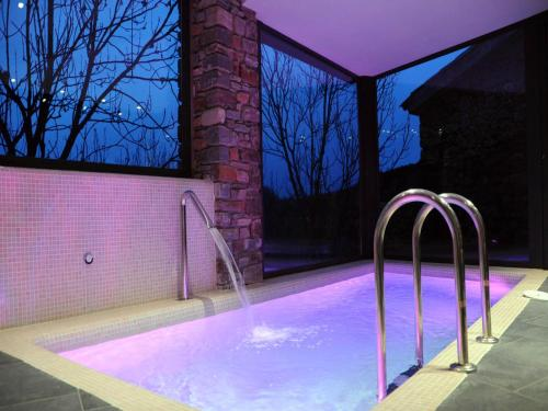 Deluxe Double Room with Spa Access Bonansa Country Hotel 20