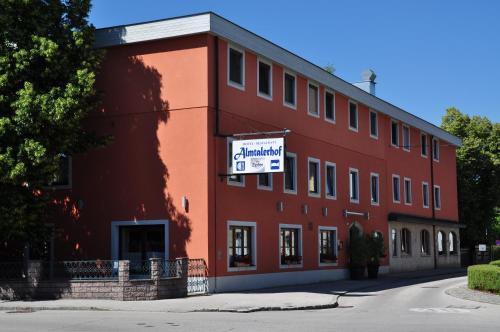 Hotel Almtalerhof - Linz