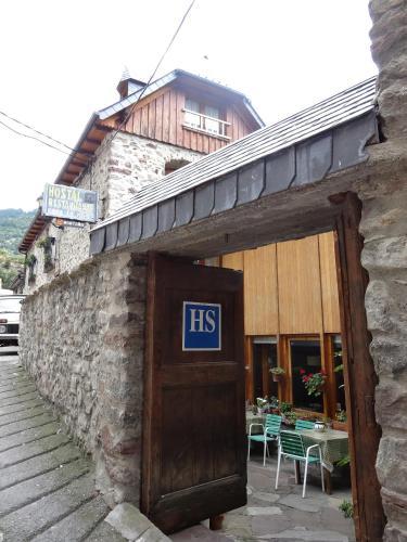 . Hostal Casa Laplaza