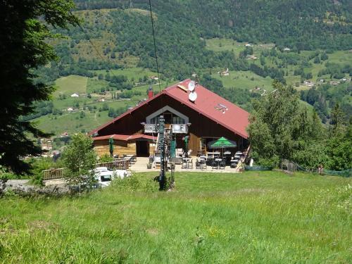 Logis La Bouloie - Hotel - Bussang