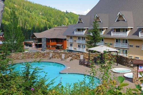. Schweitzer Mountain Resort Selkirk Lodge