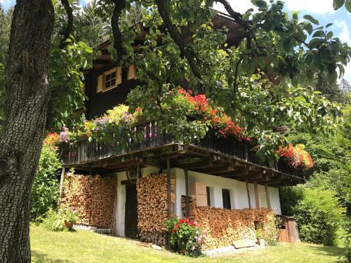 Bauernhaus Spathen St. Walburg Ultental