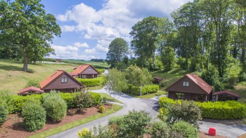 High Oaks Grange - Lodges