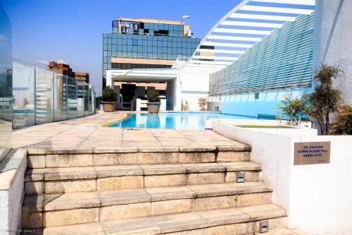 Apart hotel Fraga - Accommodation - Santiago