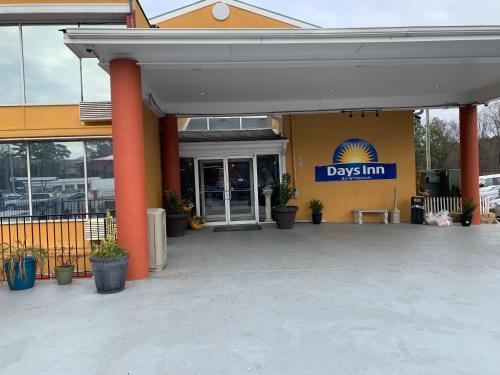 Hotel Days Inn By Wyndham Hartsfield Jackson Atlanta Airport West