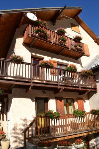 Le balcon fleuri - Apartment - Freissinières