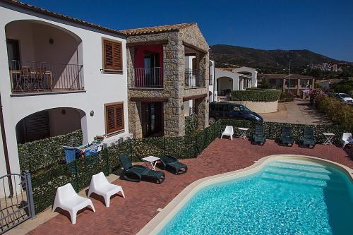 . GF Apartments La Vigna