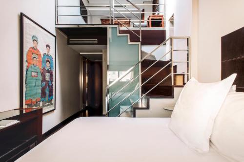 Duplex Room Hotel Urban 1