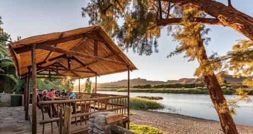 Orange River Rafting Lodge
