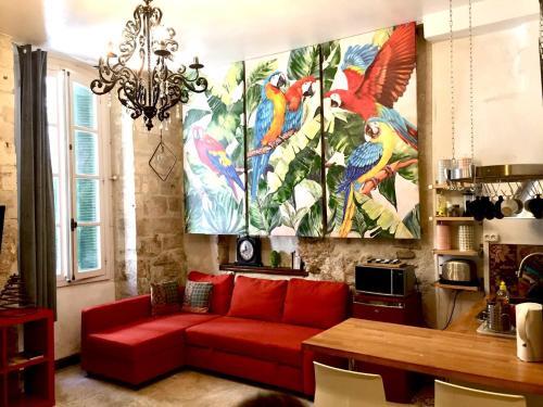 . Appartements La Croix
