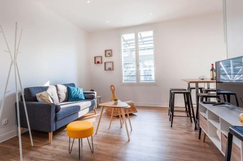Greeter-Grand appartement moderne à proximité de la gare - Location saisonnière - Amiens