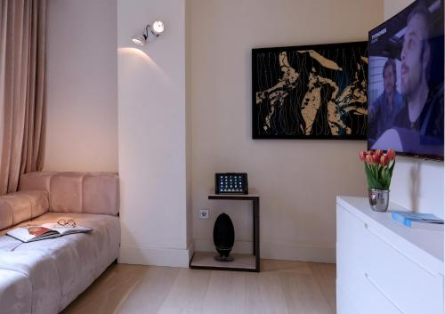 Suite Room (1 or 2 people) ABaC Restaurant Hotel Barcelona GL Monumento 21