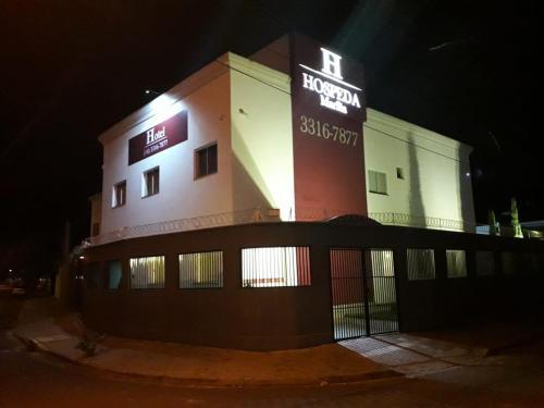 . Hotel HOSPEDA Marília