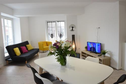 . Appartement rue d'Ecosse