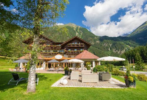 . Alpenhotel Badmeister
