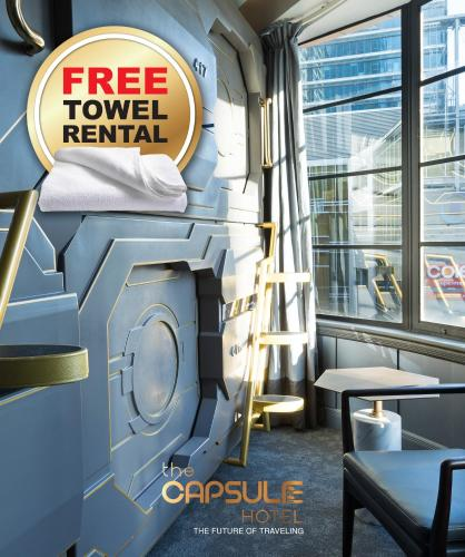 The Capsule Hotel - image 1