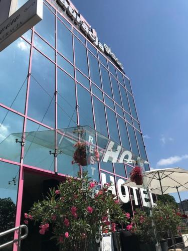 Hotel-overnachting met je hond in Hotel & Restauracja Glass - Radom