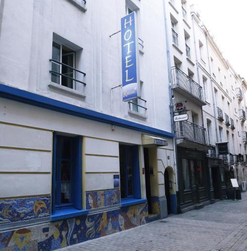 Hôtel Renova - Hôtel - Nantes