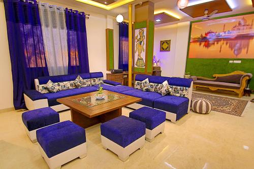. The Hideout Agra - Boutique Homestay