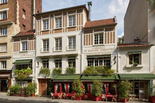 Hotel - Restaurant Le Vert Galant (B&B)