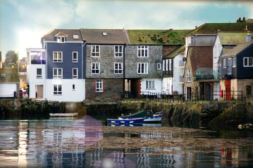 The Old Quay House, Falmouth, Cornwall
