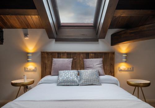 Deluxe Queen Room Hotel Rural La Sobreisla 3