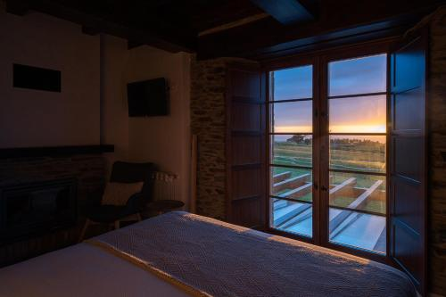 Superior Double Room Hotel Rural La Sobreisla 3
