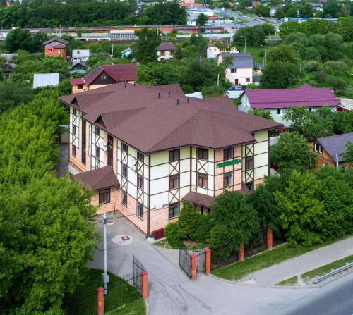 . Hotel Dom Uchenykh