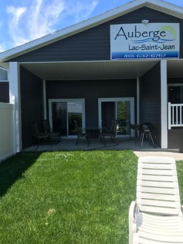 . Auberge Lac St-Jean Phase 2
